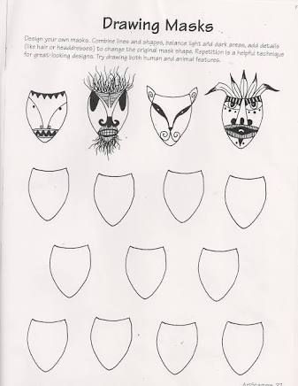 Image result for art worksheets high school | Sub Plans | Art ...