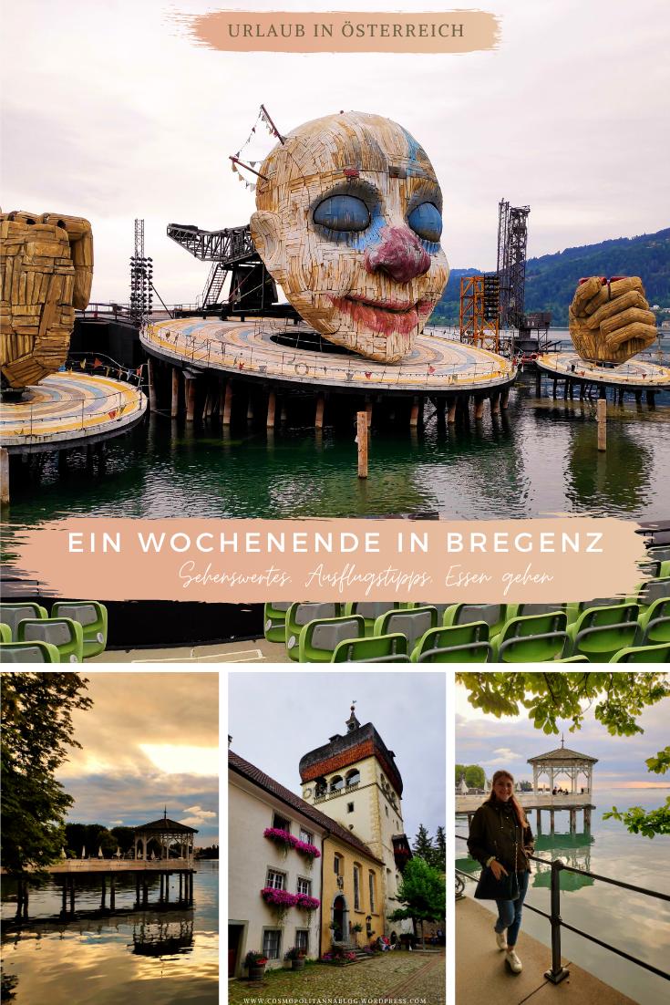 Kurztrip Bregenz Sehenswertes Ausflugstipps Und Mehr Fur D Ein Unvergessliches Wochenende Am Bodensee In 2020 Bregenz Ausflug Bodensee