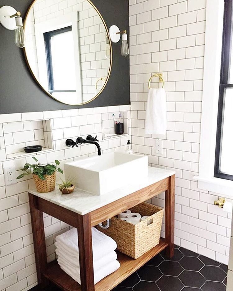 When A Bathroom Like This Pops Up In Your #smmakelifebeautiful Endearing A Bathroom Design Inspiration