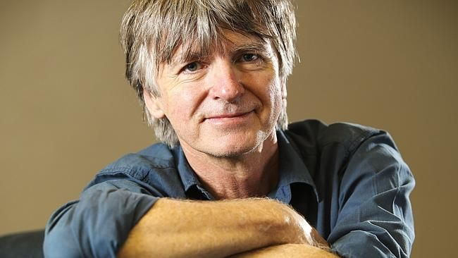 """Happy Birthday Neil Finn  """"I try to put myself into unusual and difficult situations as often as I can in order to capture the element of struggle in the music."""" -Neil Finn"""