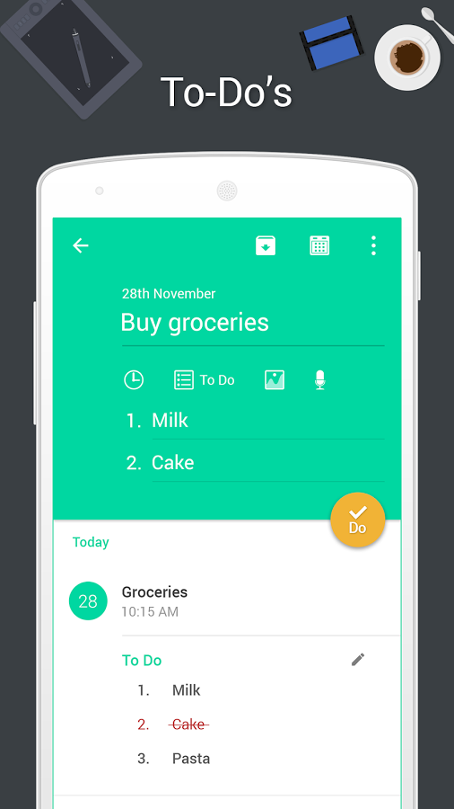 Do  Task List  ToDo Lists  Ui    Mobile App Ui
