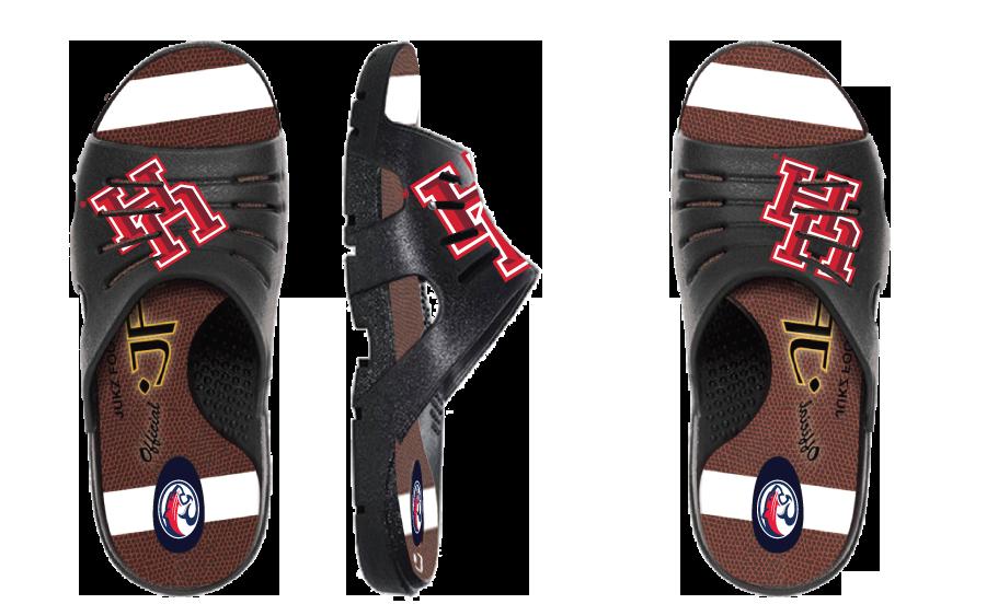 Houston Cougars Football Slides | Bulldogs football, Nc ...