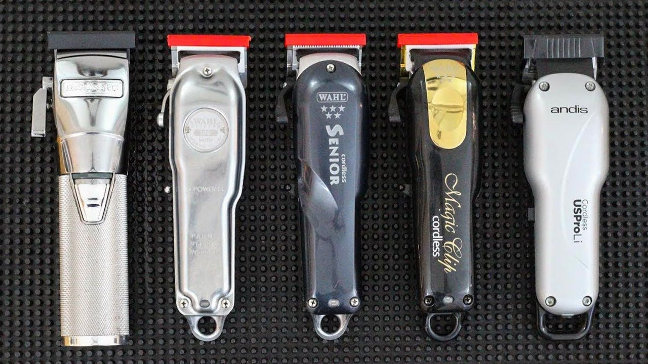 Best Cordless Clippers 2018 With Images Barber Clippers