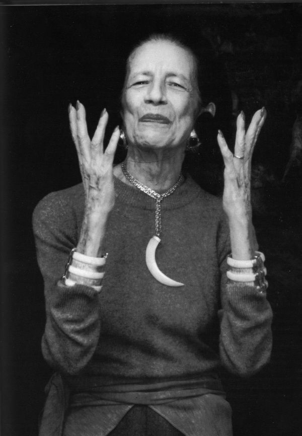 """Diana Vreeland. look at her style. ::: """"The only real elegance is in the mind; if you've got that, the rest comes with it."""""""