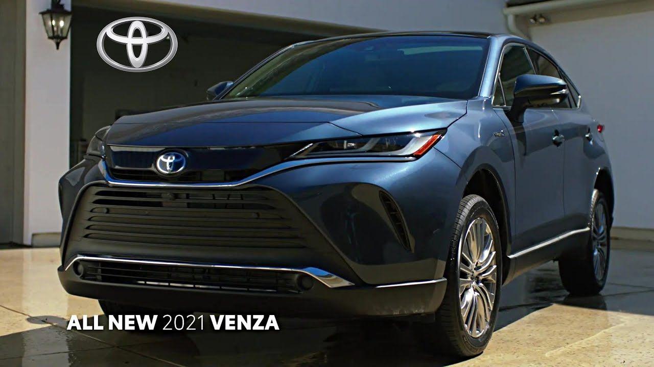 2021 Toyota Venza Toyota Venza Toyota New Suv