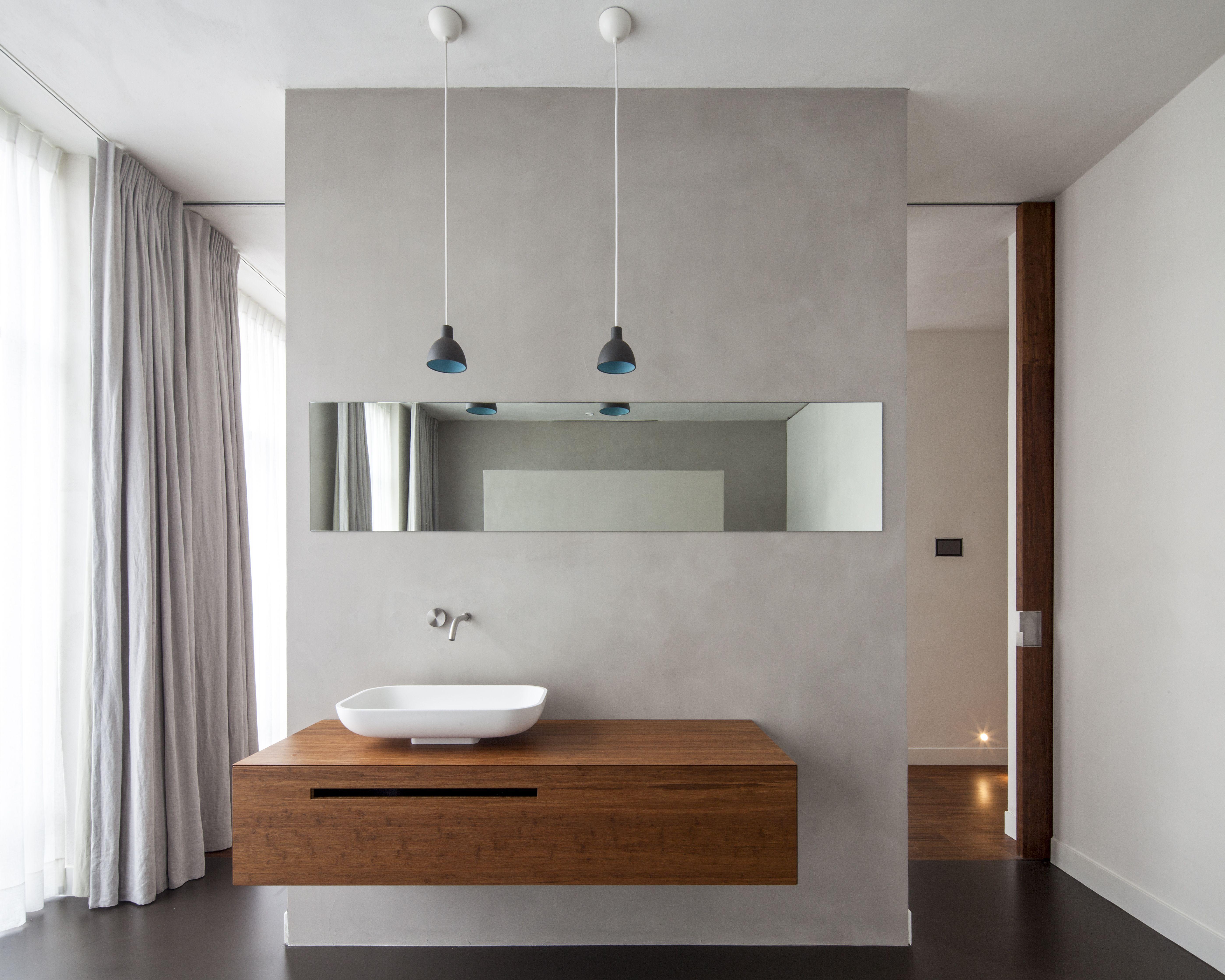 Pin Auf Badezimmer Fugenlose Wand
