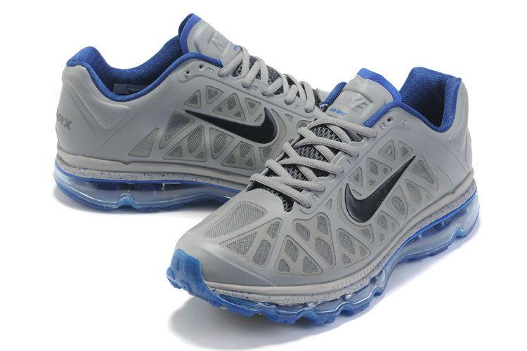 watch 18d95 0f4d9 Cheap-Nike-Air-Max-2011-Womens-Grey-Blue-Black