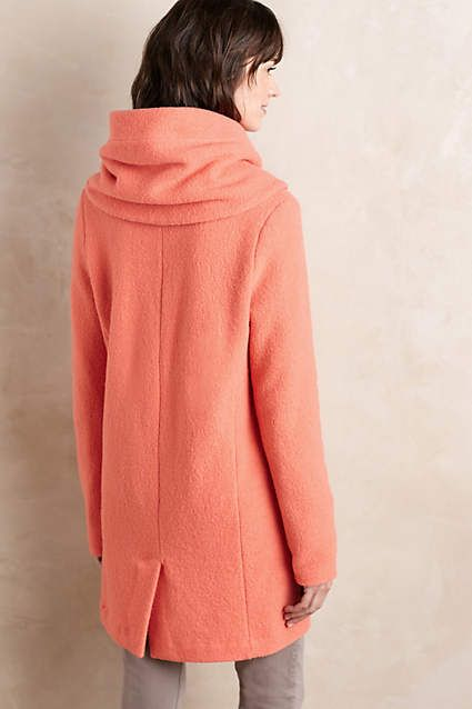 Boiled Wool Sweater Coat Anthropologie Sweater Coats Wool