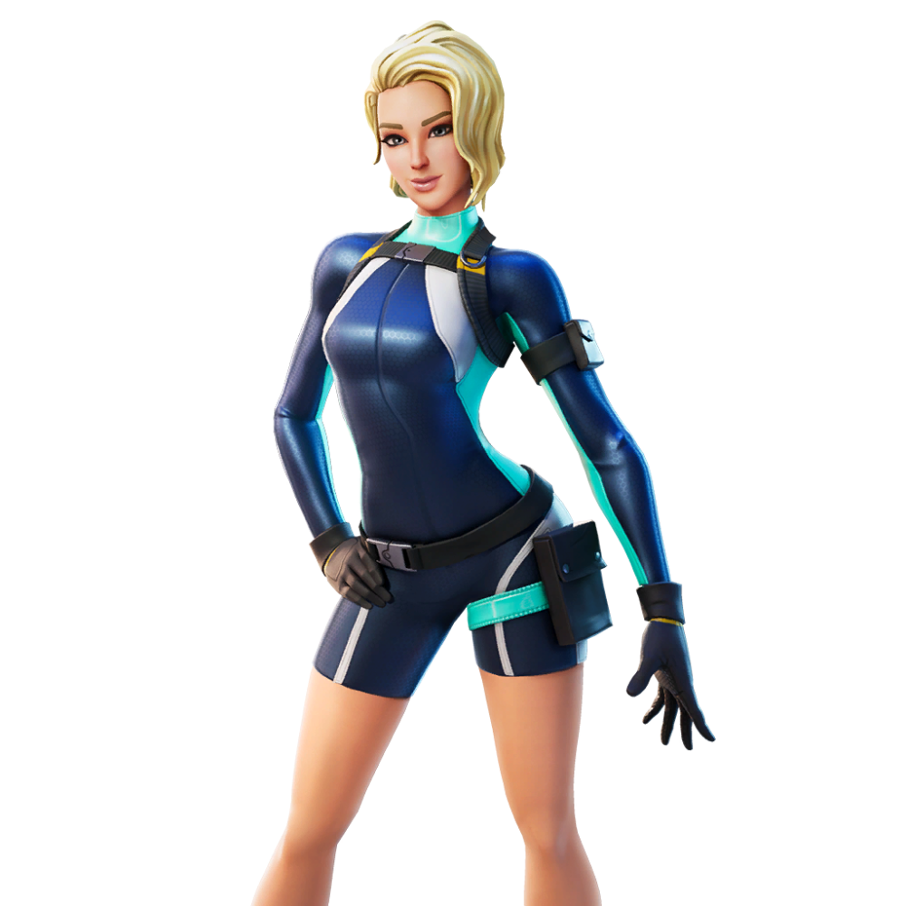 Fortnite Surf Rider Rare outfit RetailRow.info in 2020