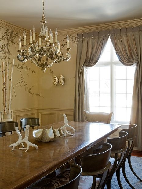 Formal Diningchairs I Adore The Classic Lines Of A Klismo Chair Gorgeous Formal Dining Room Curtain Ideas Decorating Design