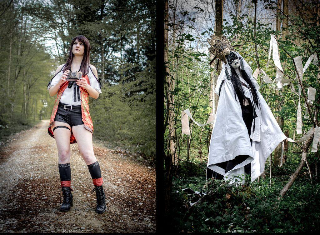 Image result for fatal frame ghost | Cosplay | Pinterest | Fatal frame