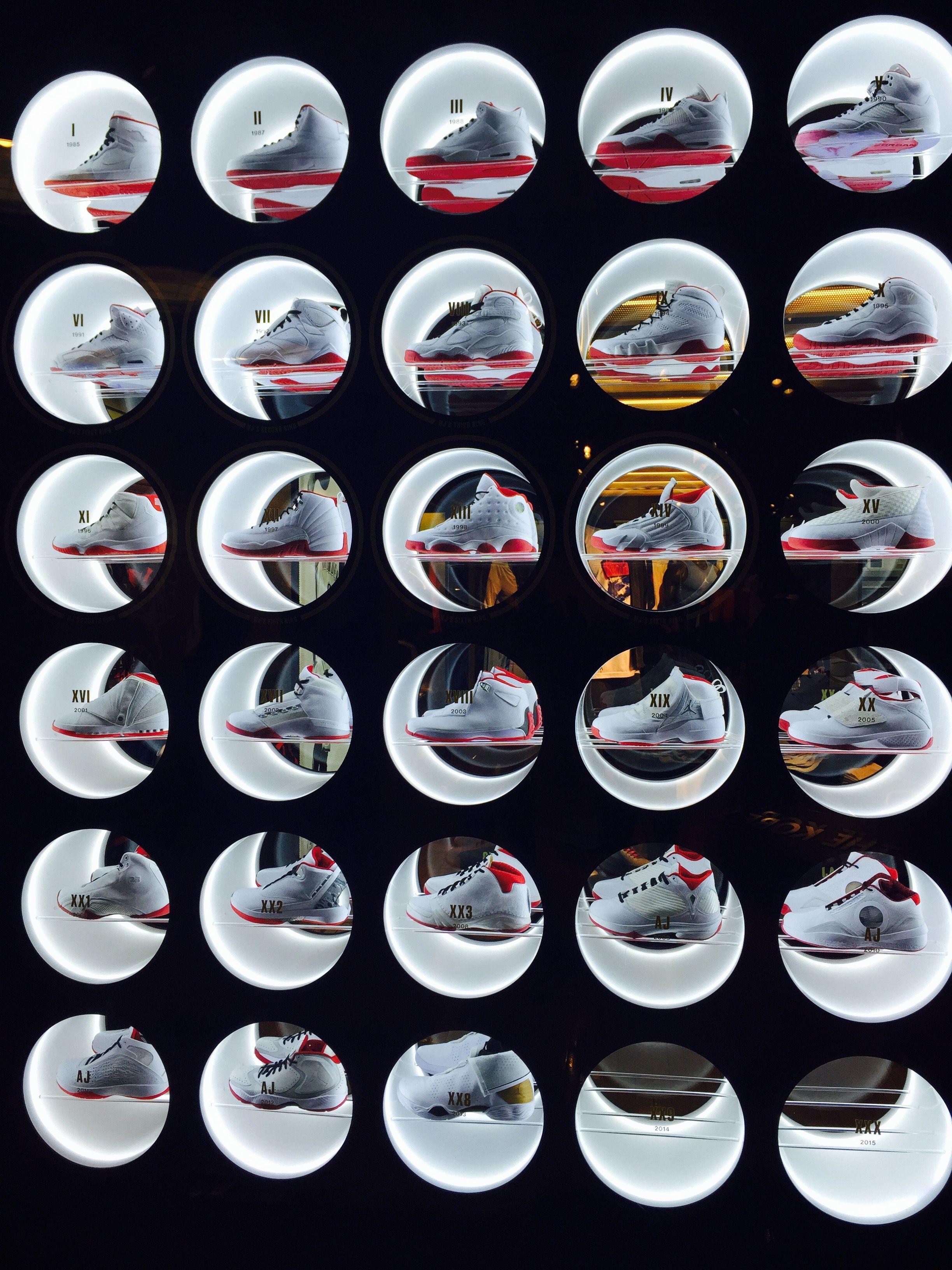 The whole Jordan Collection | Jordans
