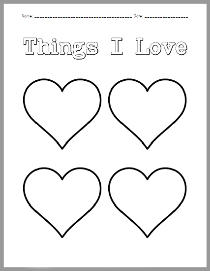 Valentines Worksheets - Best Coloring Pages For Kids Valentine Worksheets,  Valentines Writing, Preschool Valentines Worksheets