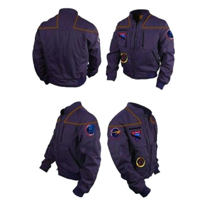 Star Trek  Enterprise Archer Jacket
