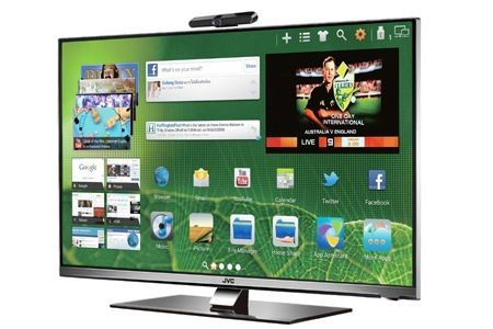 JVC 55 Inch 3-D Android Smart TV | Plasma TV's | Online