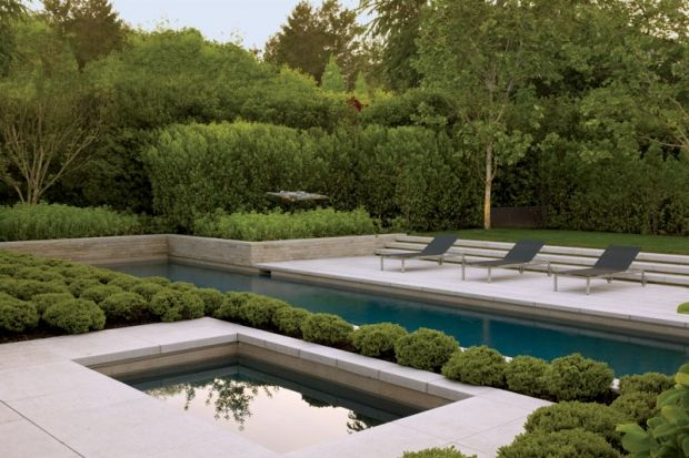 Pool By Andrea Cochran Classic Garden Modern Landscaping Landscape Design
