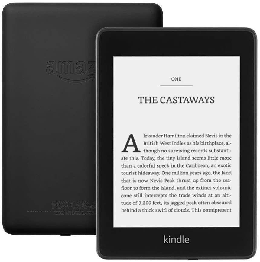 أفكار هدايا العيد للكبار أفكار لهدايا العيد Kindle Paperwhite Amazon Devices Kindle