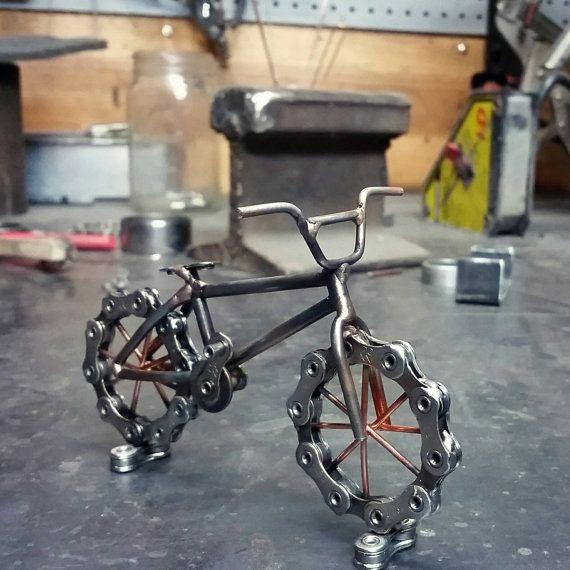 e1153add6d3b BMX bicicleta chatarra de arte