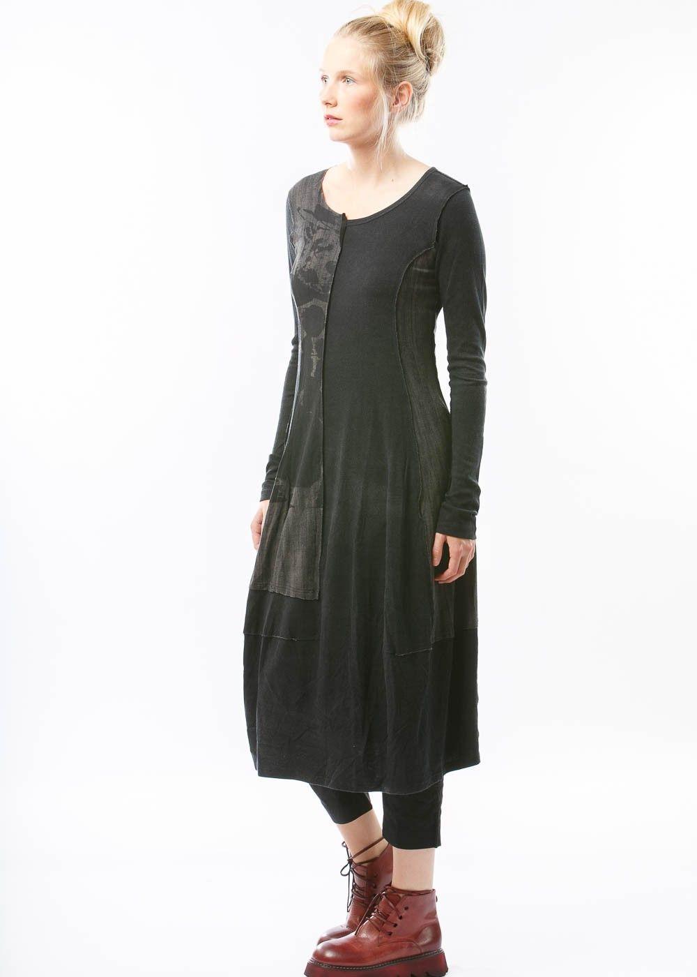 Kleid von RUNDHOLZ Black Label - dagmarfischermode.de ...