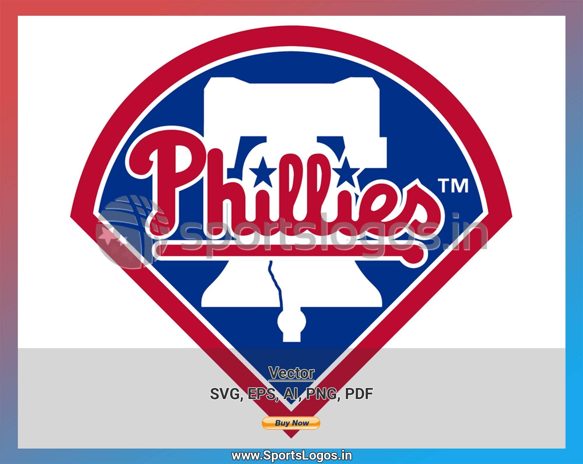 Philadelphia Phillies Baseball Sports Vector Svg Logo In 5 Formats Spln003399 In 2020 Philadelphia Phillies Baseball Philadelphia Phillies Logo Phillies Baseball