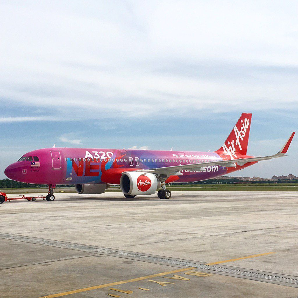 Airasia ir on twitter air asia fuel efficient aircraft