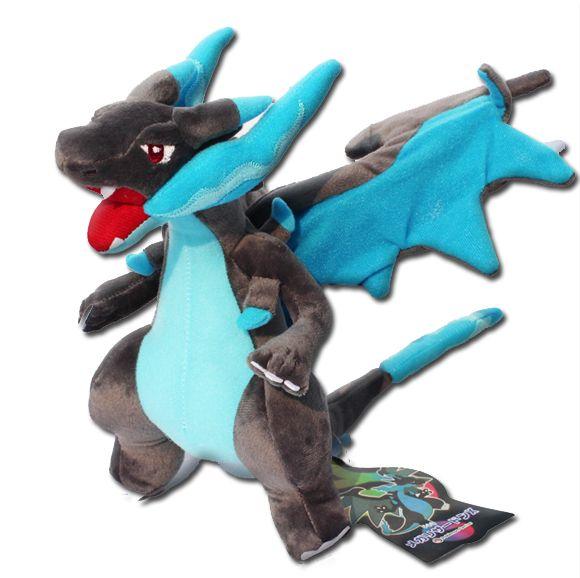 "Stuffed Plush collect Doll Gift Charizard Plush Animation Toy Soft Doll 12/"""