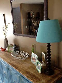 DIY Lamp Shade Revamp with Spray Paint! - Kasey Trenum