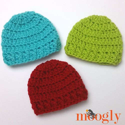Ravelry: Super Speedy Preemie Hat pattern by Tamara Kelly ...