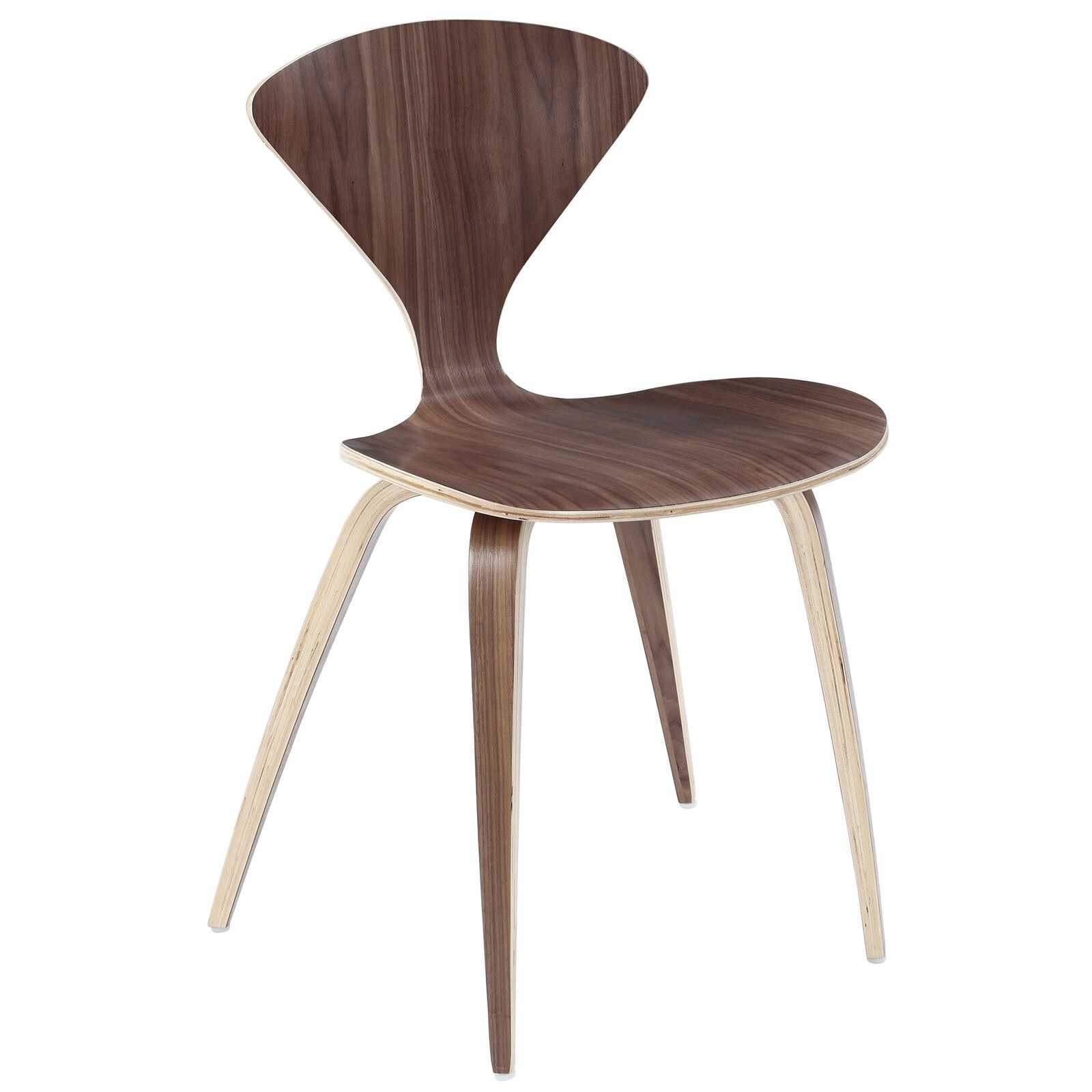 Norman cherner style modern side chair products pinterest products