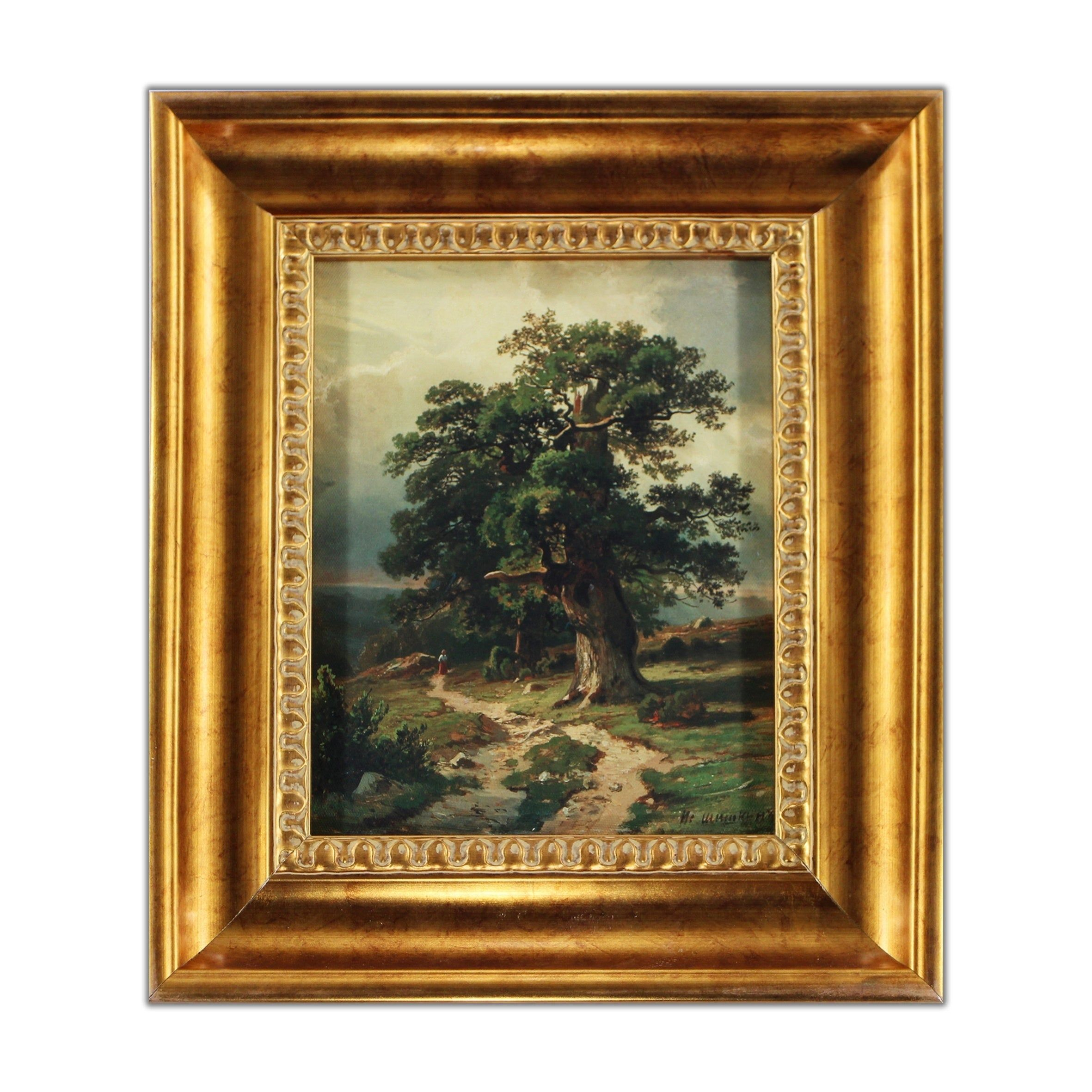 Pin By On Art In 2020 Painting Frames Painting Vintage Oil Painting