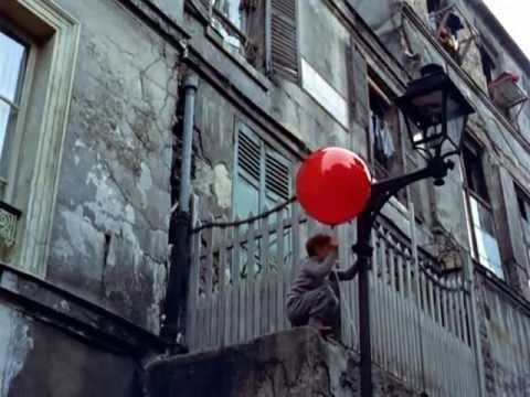 Red Balloons In Paris The Red Balloon 1956 A Paris Holiday