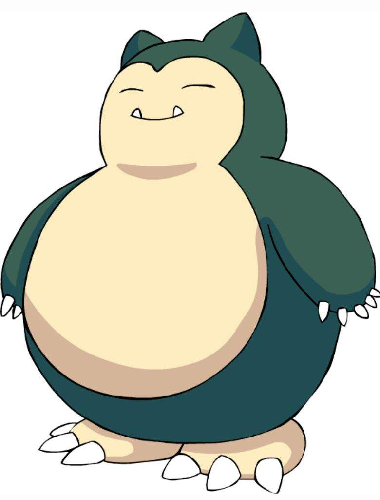 Snorlax | Pokemon snorlax, Cute pokemon, Pokemon