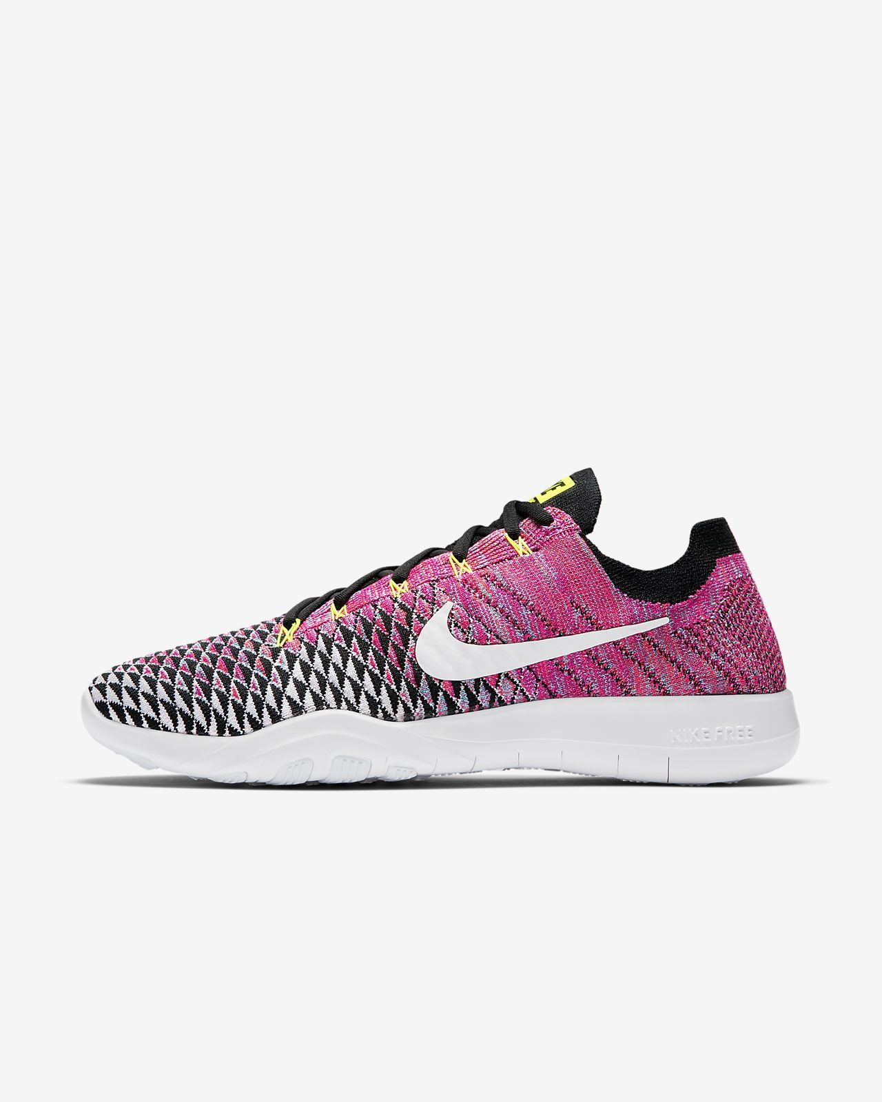 Chaussure de training et d'entraînement avec poids du corps Nike Free TR  Flyknit 2 pour Femme Dotée d'un tissu doux et d'une conception innovante au  milieu ...