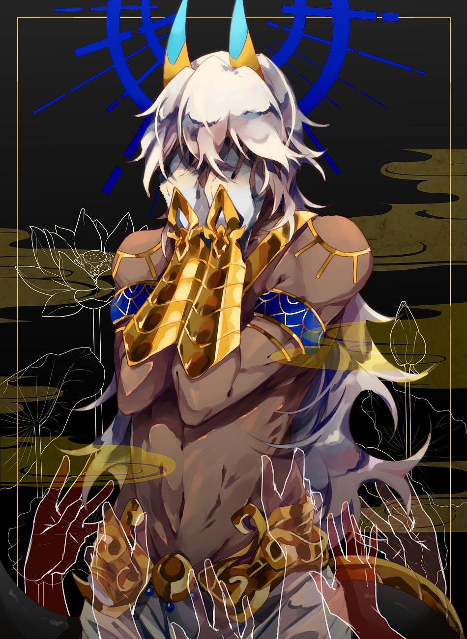 Arjuna Alter【Fate/Grand Order】 em 2020