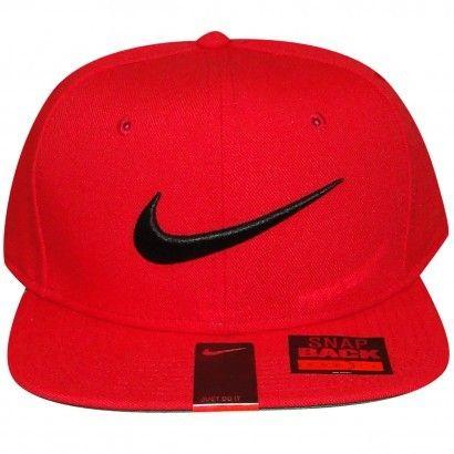 4c2ca5977fcf9 Gorra Nike Mens Pro Cap Snap Back Roja   639534 633