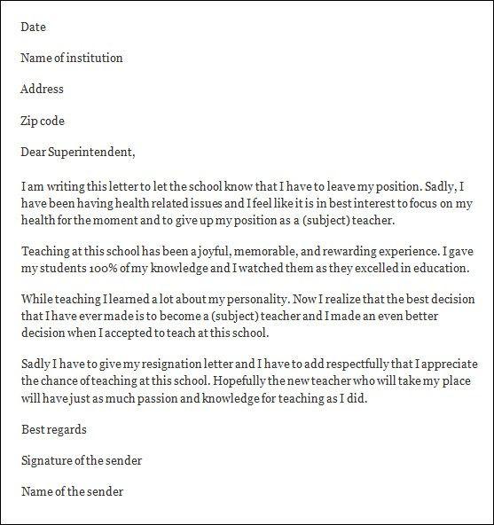 template resignation letter uk docoments ojazlink News to Go 2