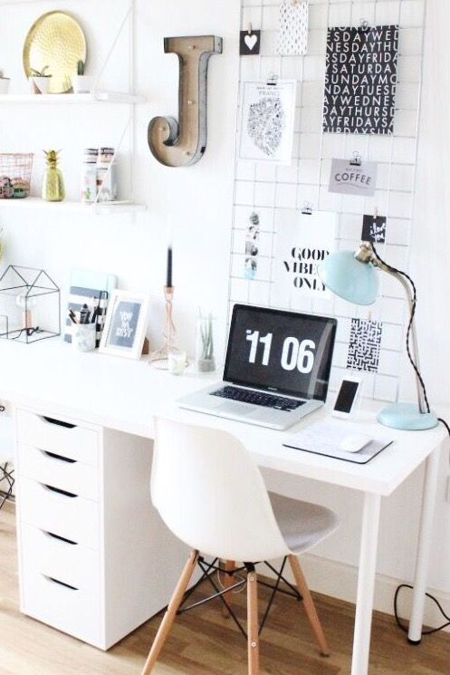 Master Bedroom Desk Work Space Inspo Vanity Combos Home