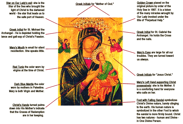Our Mother Of Perpetual Help Images Mother Of Perpetual Help