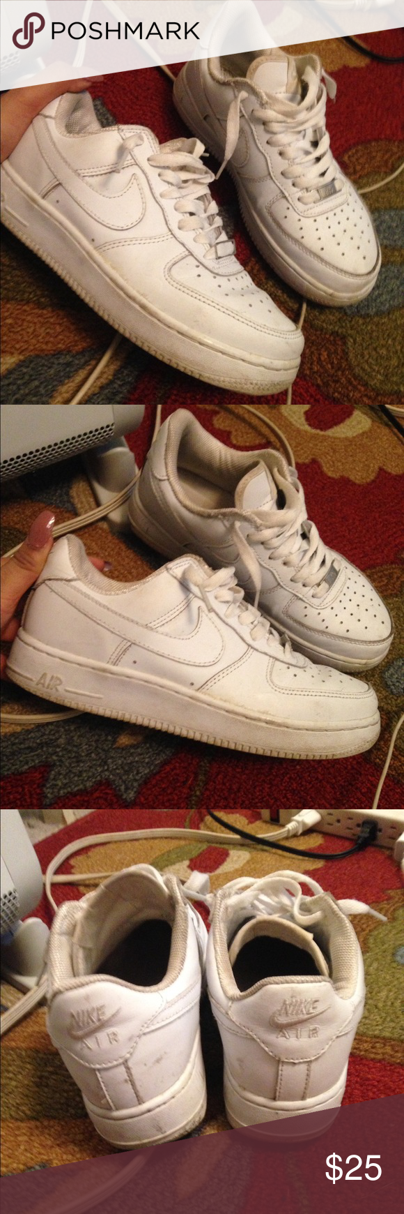nike air force cleaner