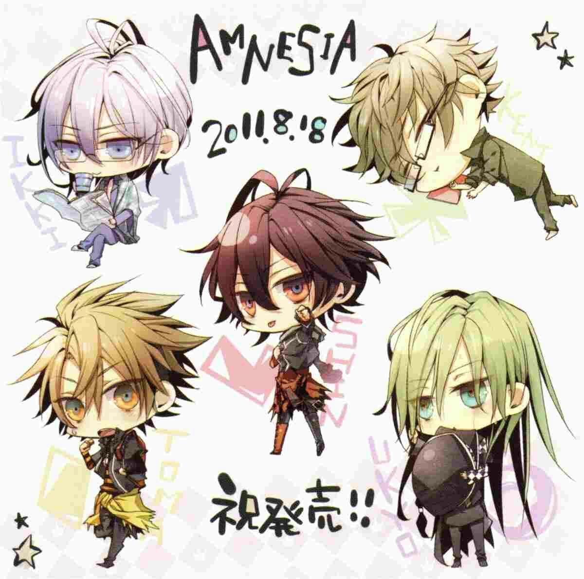 Amnesia Amnesia Anime Amnesia Amnesia Shin