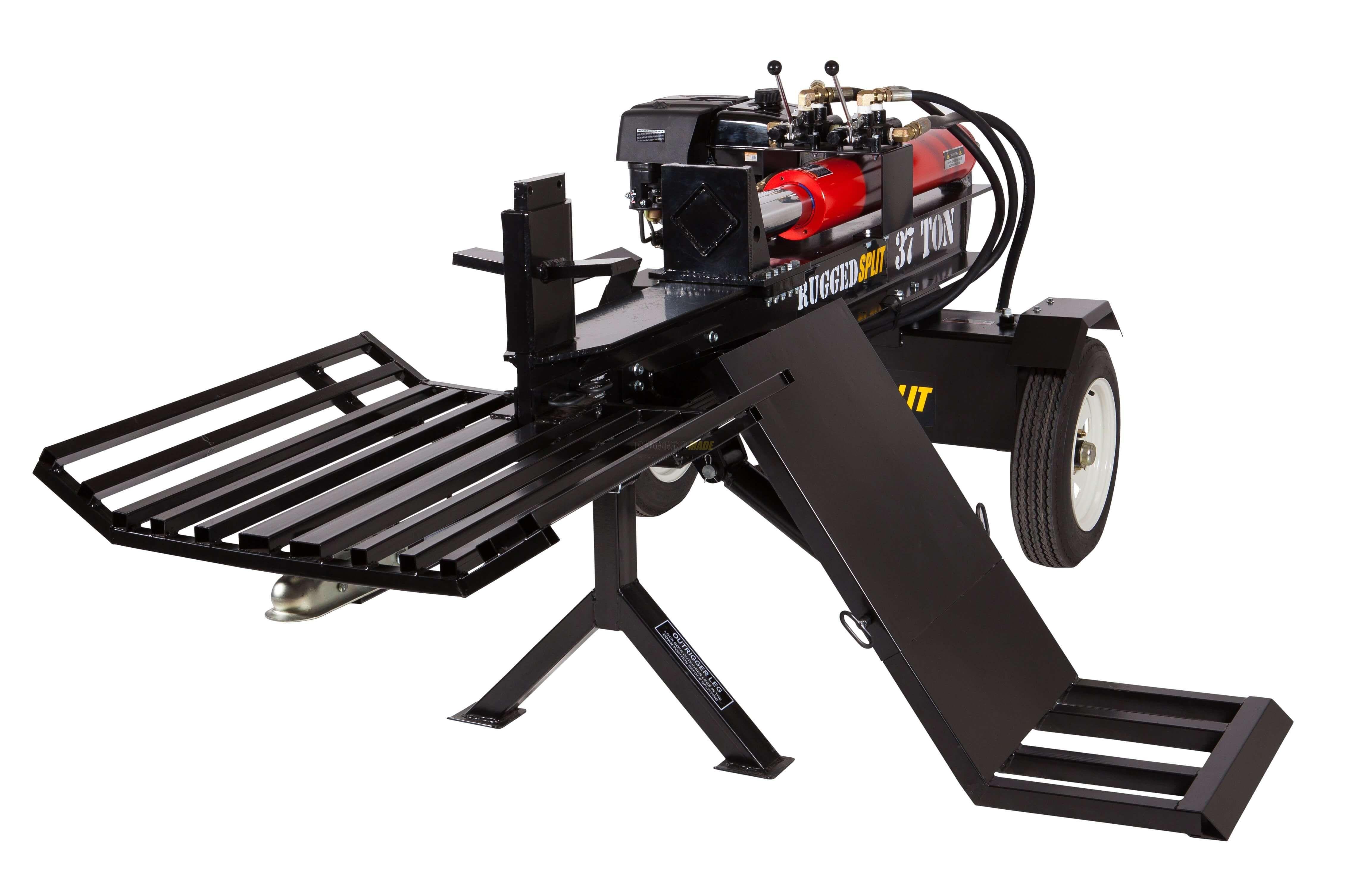 Log Splitter 37 Ton 420cc 15hp Gas Gas log