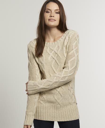 Superdry Boston Sweater - Women's Sweaters
