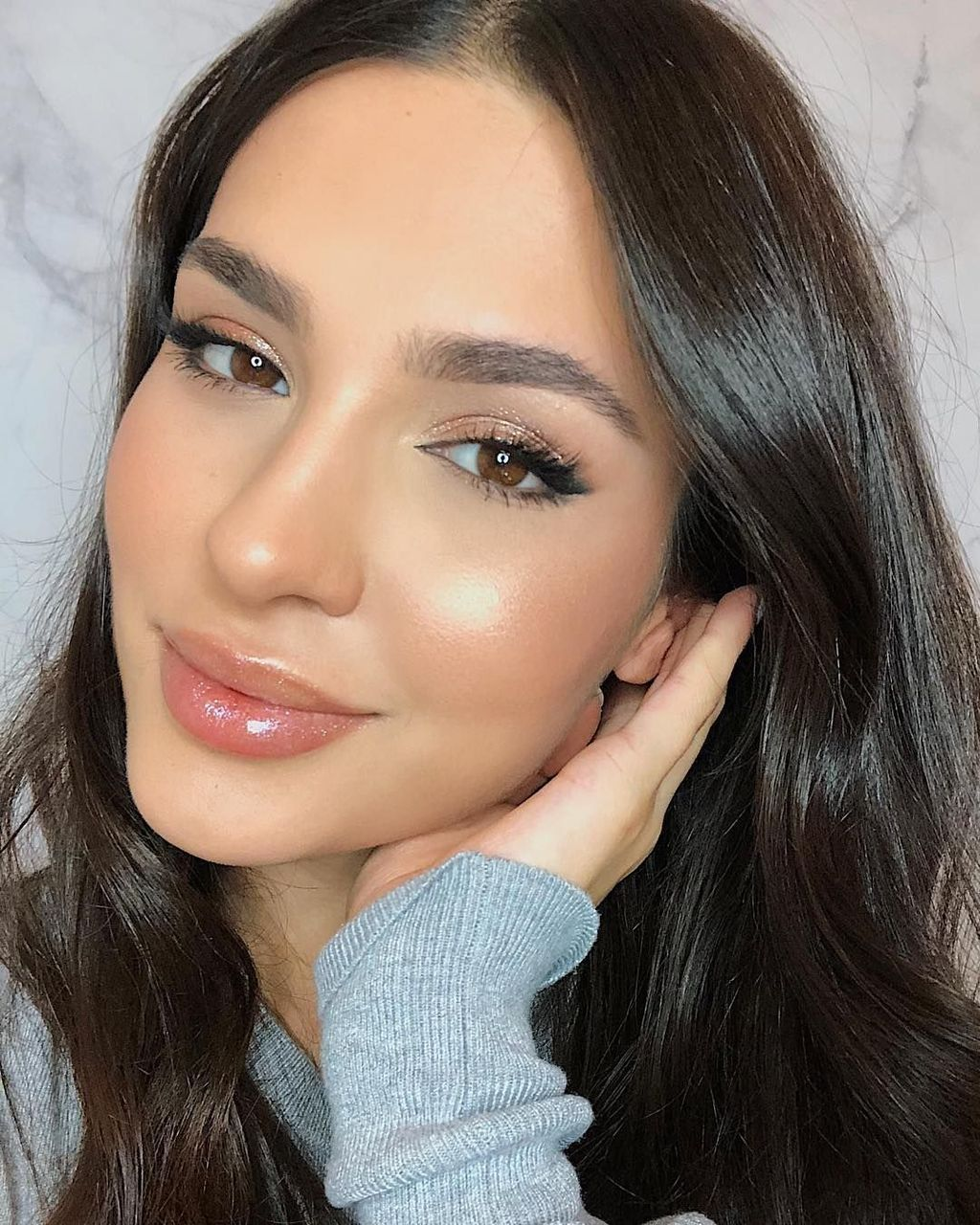 20+ Chic Natural Makeup Ideas For Any Season To Try en