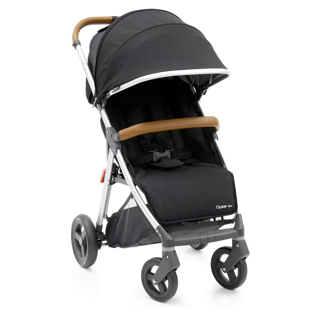 Oyster Double Pram Mothercare Babystyle Oyster Zero Stroller Ink Black Compatible With