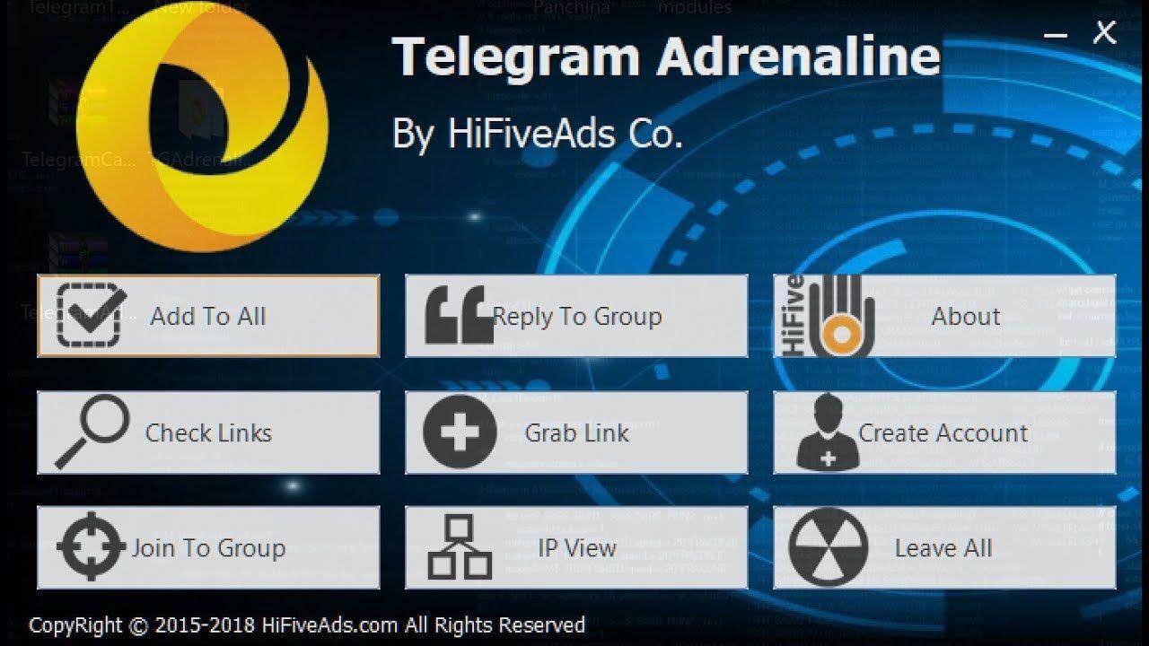 Telegram Bulk Message Sender and Telegram Advertising