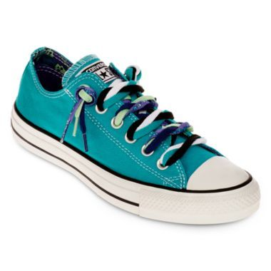 a4fbb0ba6168 Converse Chuck Taylor All Star Womens Multi-Lace Sneakers found at  JCPenney