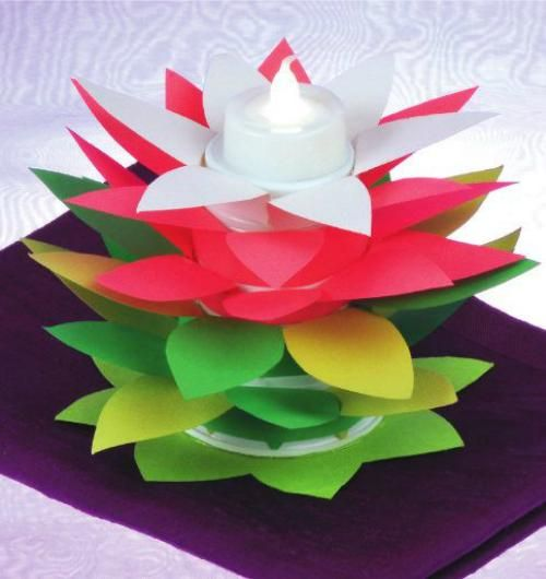 Celebrate buddha day vesak on may 24th make this lotus flower celebrate buddha day vesak on may 24th make this lotus flower lantern using coloured card a plastic cup and an led tealight get the full instructions mightylinksfo