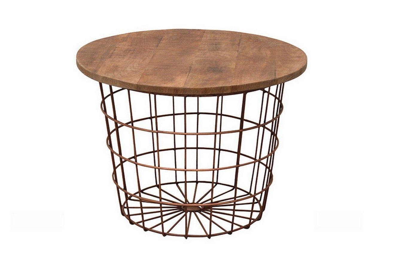 Couchtisch Vintage Rund Gitter Kleinmobel Amp Beisteller Vintage Amp Retro Mobel Couchtisch Korb Couchtisch Vintage Tisch Kupfer