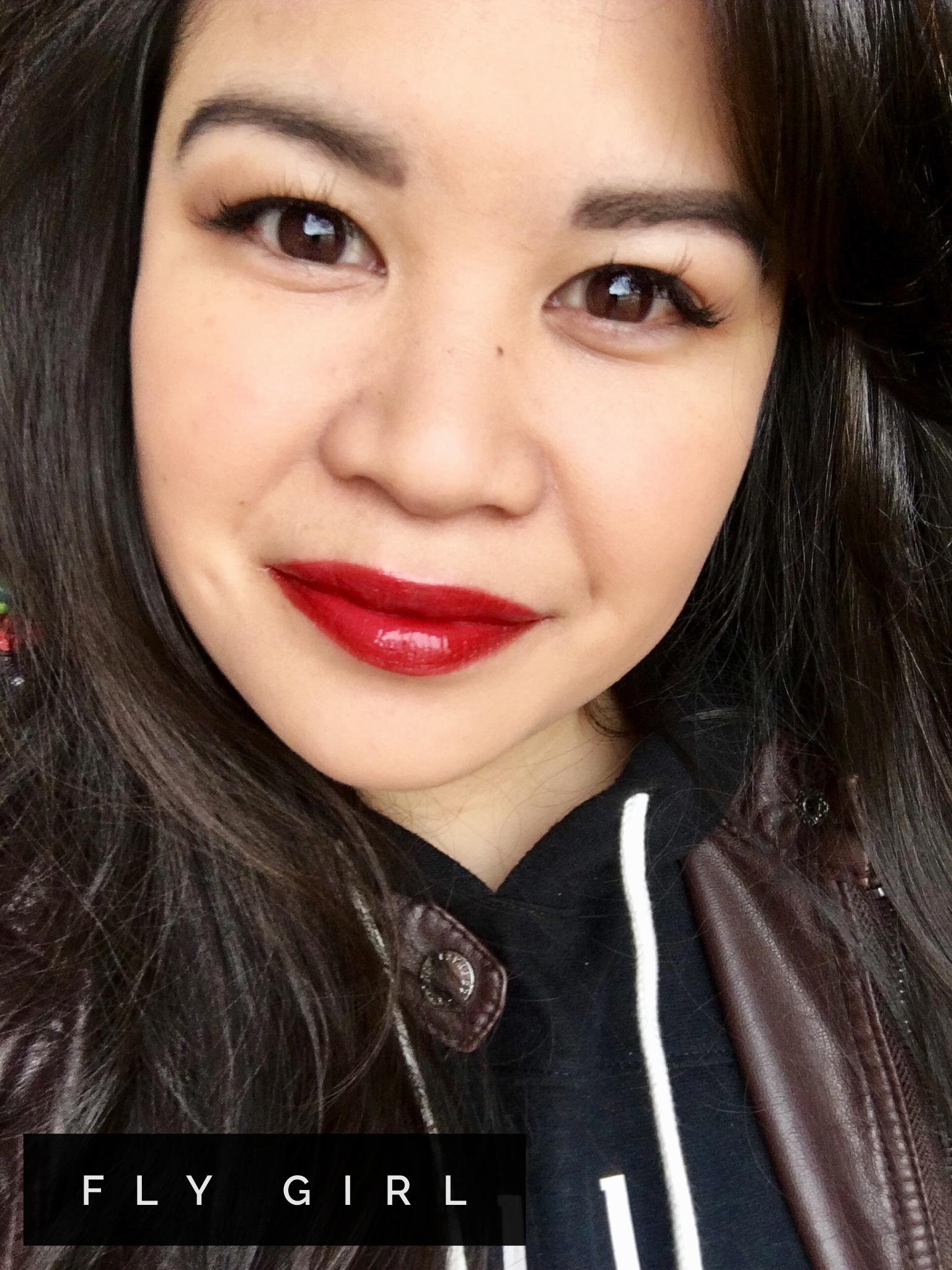 Lipsense Makeup: Fly Girl Long Lasting LipSense. These Lips Don't Lie