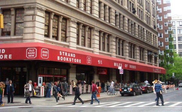 new york ny strand book store 828 broadway channel http www. Black Bedroom Furniture Sets. Home Design Ideas